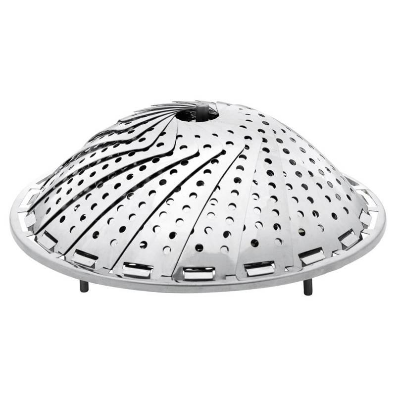 ORION Insert basket sieve on steam / for steaming 17 - 28 cm