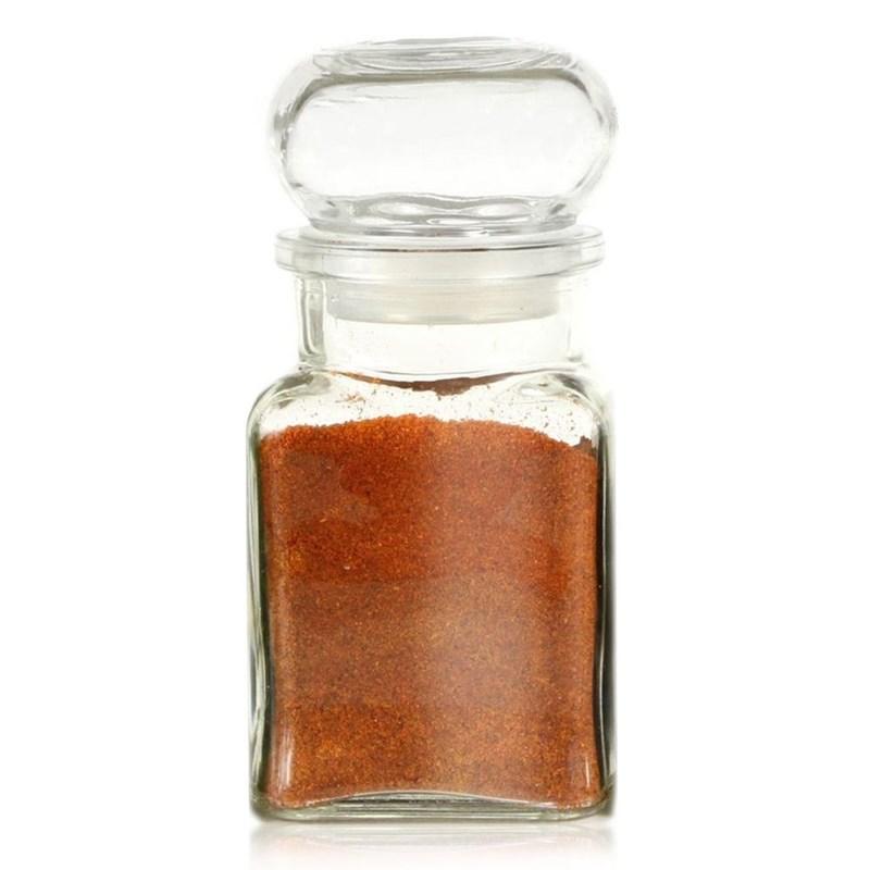 Pojemnik szklany na przyprawy do przypraw kuchenny 150 ml