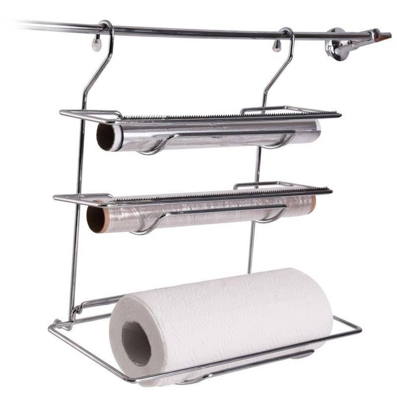 Podajnik na ręczniki papierowe folię reling ORION